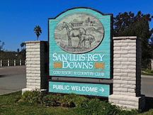 San Luis Rey Downs Golf Resort