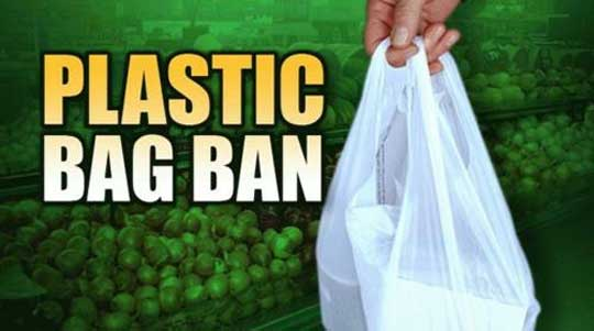 Gov. Jerry Brown signs plastic bag ban — first in the nation.