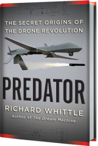 Author Richard Whittle's new book