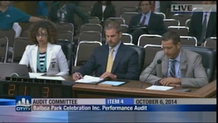 San Diego City Council Audit Committee