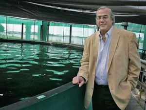 Don Kent, president and CEO of Hubbs-SeaWorld Research Institute