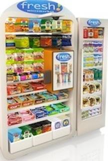 Fresh Healthy Vending International's 'micro market'