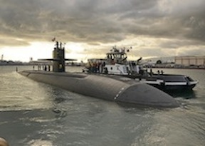 USS La Jolla