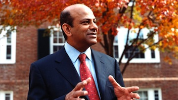 Vijay Govindarajan is a professor at the Tuck School of Business at Dartmouth