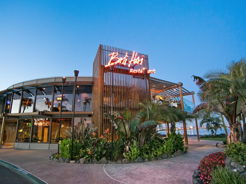 The Bali Hai