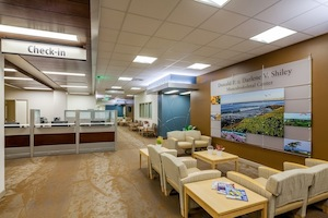 Donald P. and Darlene V. Shiley Musculoskeletal Center at Scripps Clinic