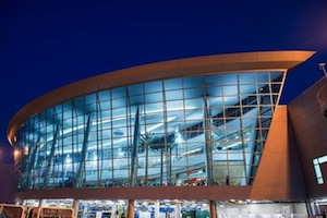 Built by a joint venture between PCL Construction, Turner Construction Company, and Flatiron, the Green Build Terminal 2 Expansion at San Diego International Airport received ENR's Best Project Award in the Airport/Transit category.