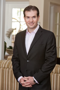 Shaun Beucler, general manager of L'Auberge Del Mar.