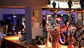 The research shows that hookah is not a safe alternative to smoking. (Photo/Jeremiah Roth)