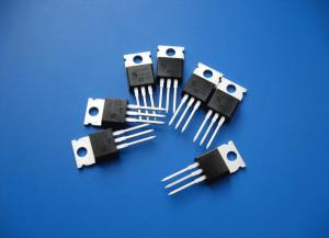 Modern transistors