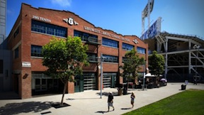 Bumble Bee plans to move its 140 San Diego employees into the 28,000-square-foot Showley Brothers Candy Factory building at Petco Park March 1.
