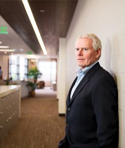 Illumina CEO Jay Flatley