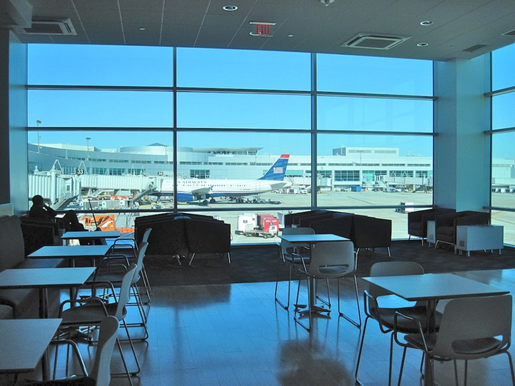 The Airspace Lounge at Lindbergh Field