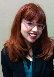 Writer Kelly Sue DeConnick