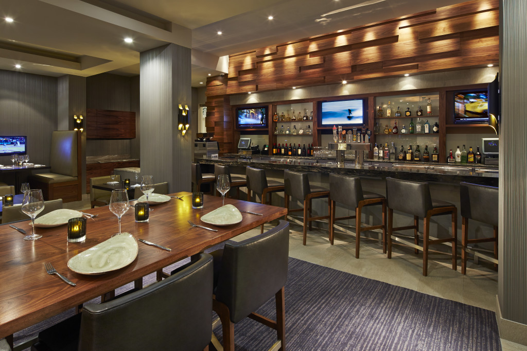 Polanco Bar at the Hilton San Diego Mission Valley Hotel