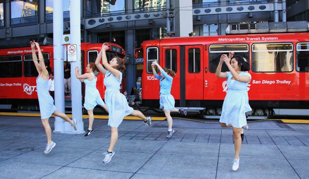 Rob Schupp of the San Diego Metropolitan Transit System will discuss the success and impact of Trolley Dances.