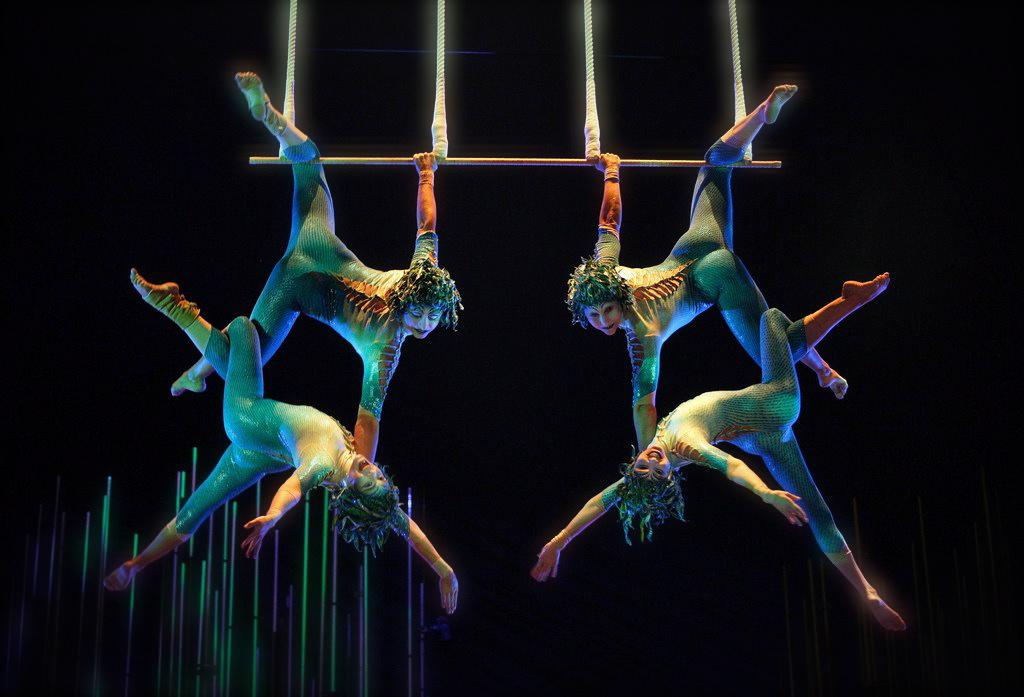 Cirque du Soleil's 'Varekai'