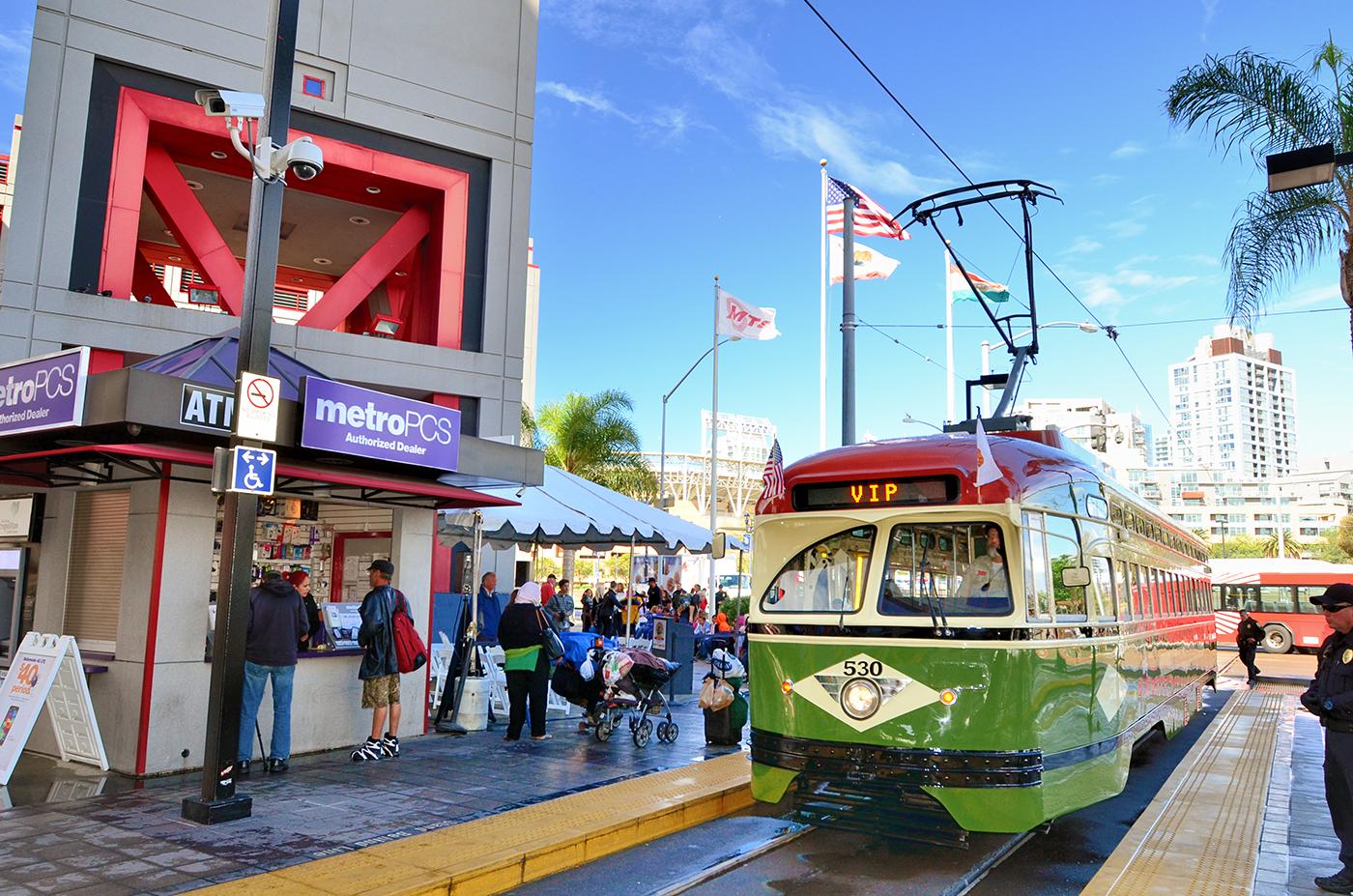 Balboa Park Centennial Car #530