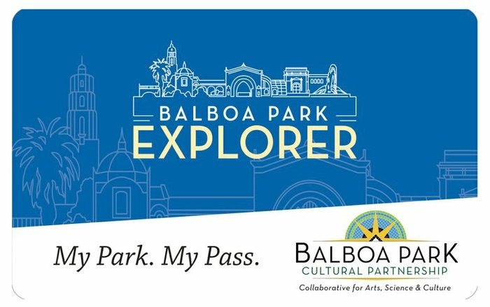 Each Balboa Park Explorer Pass is good for general admission for up to two adults and four children to 17 museums for an entire year.