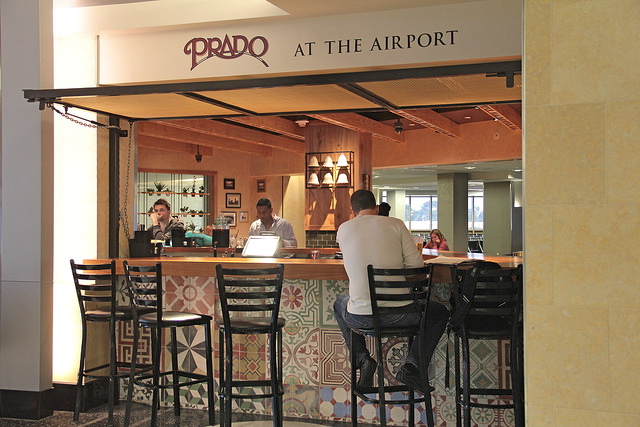 The Prado at Airport was officially opened on Thursday.