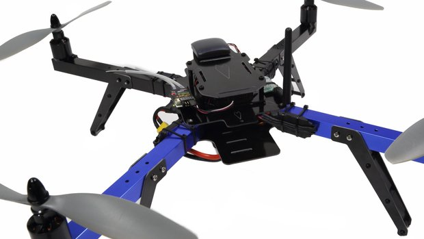 Tijuana is preparing to purchase this small drone from 3D Robotics to conduct aerial reconnaissance.
