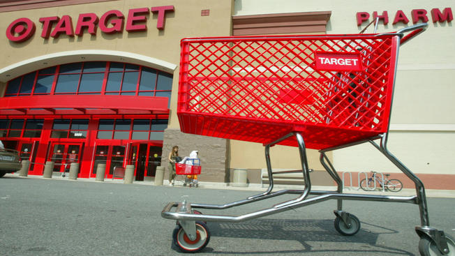 There are 15 Target stores in San Diego County