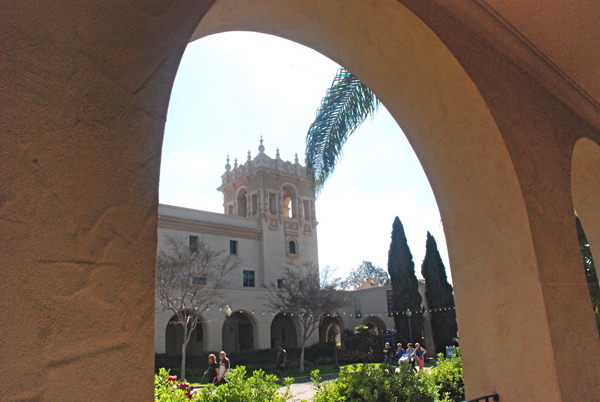 El Prado, Balboa Park. (Photo by Chris Stone)