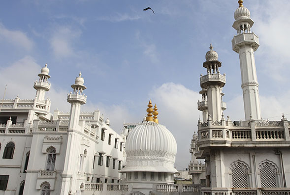 Bangalore, India, where Sarah Alvy, a graduate student in business administration, will be studying.