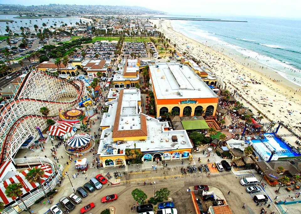Mission Beach Restaurants