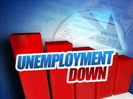Jobless figures were reported by the state Employment Development Department.