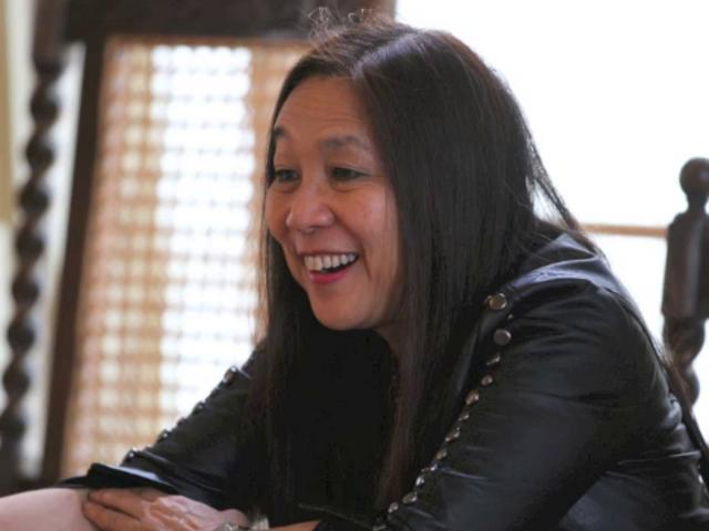 Marilyn Chin, professor in SDSU's master of fine arts program, initially thought the phone call informing her of the award was a student prank.