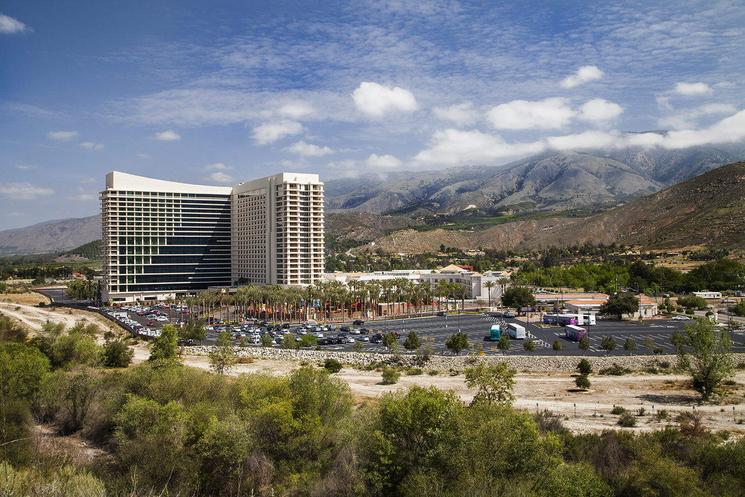 Harrah's Resort Southern California North Tower expansion.