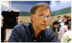 Howard Chaykin, comic book writer and artist