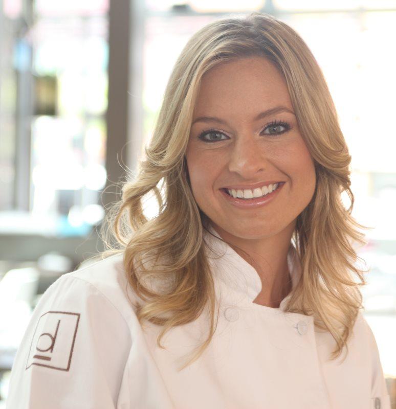 Lisa Bailey, owner of the D Bar Restaurant