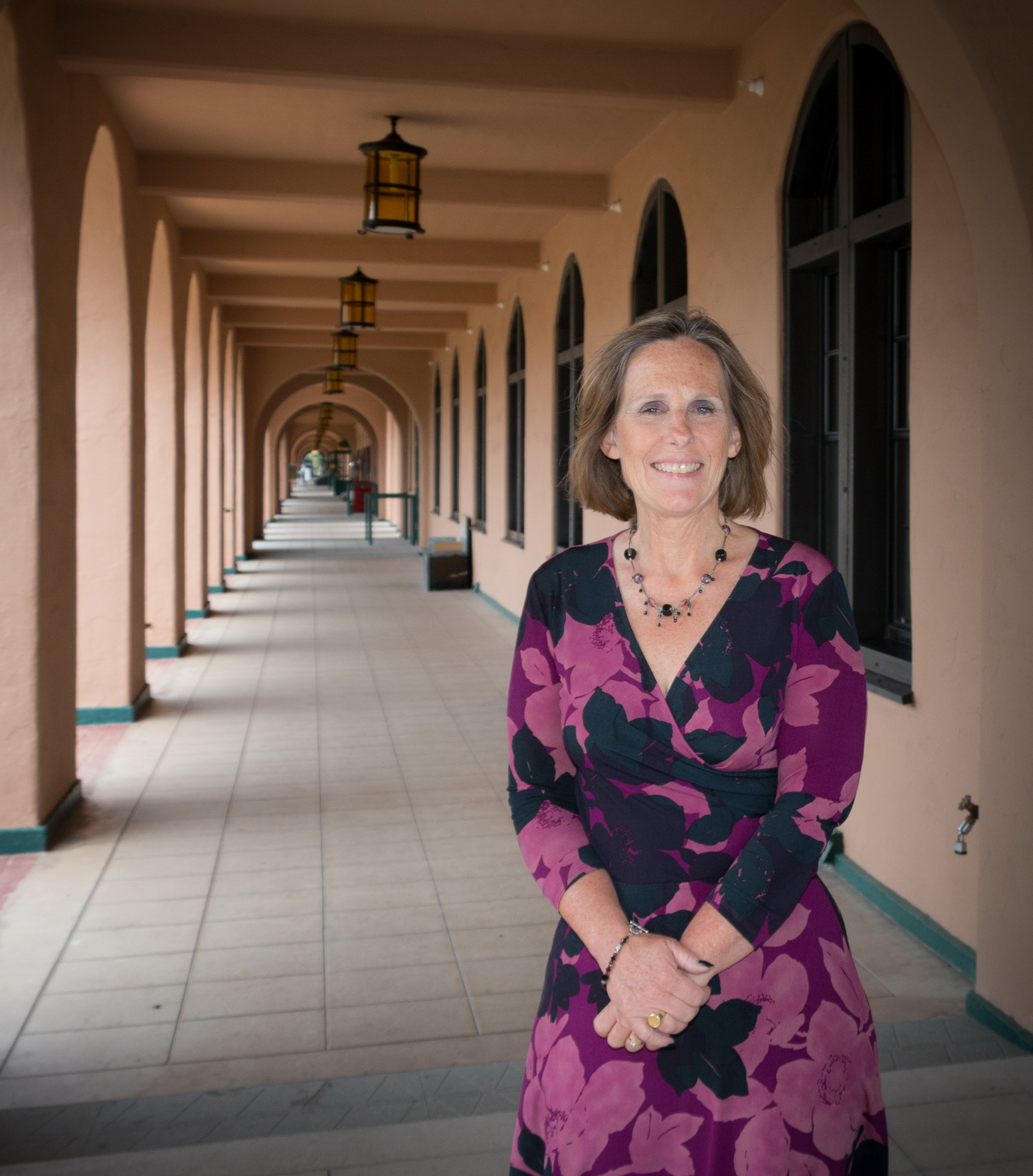 A San Diego native, Lisa Johnson previously was executive manager of the South Bay Family YMCA.