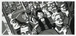 Michael Cho illustration