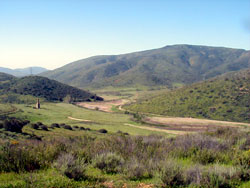 The Honey Springs Ranch is now part of the Rancho Jamul Ecological Reserve.