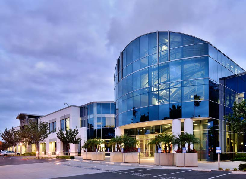 Spectrum Corporate Center in Kearny Mesa