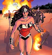 Wonder Woman illustrator Cliff Chiang will be one of the artists featured in the exhibit.