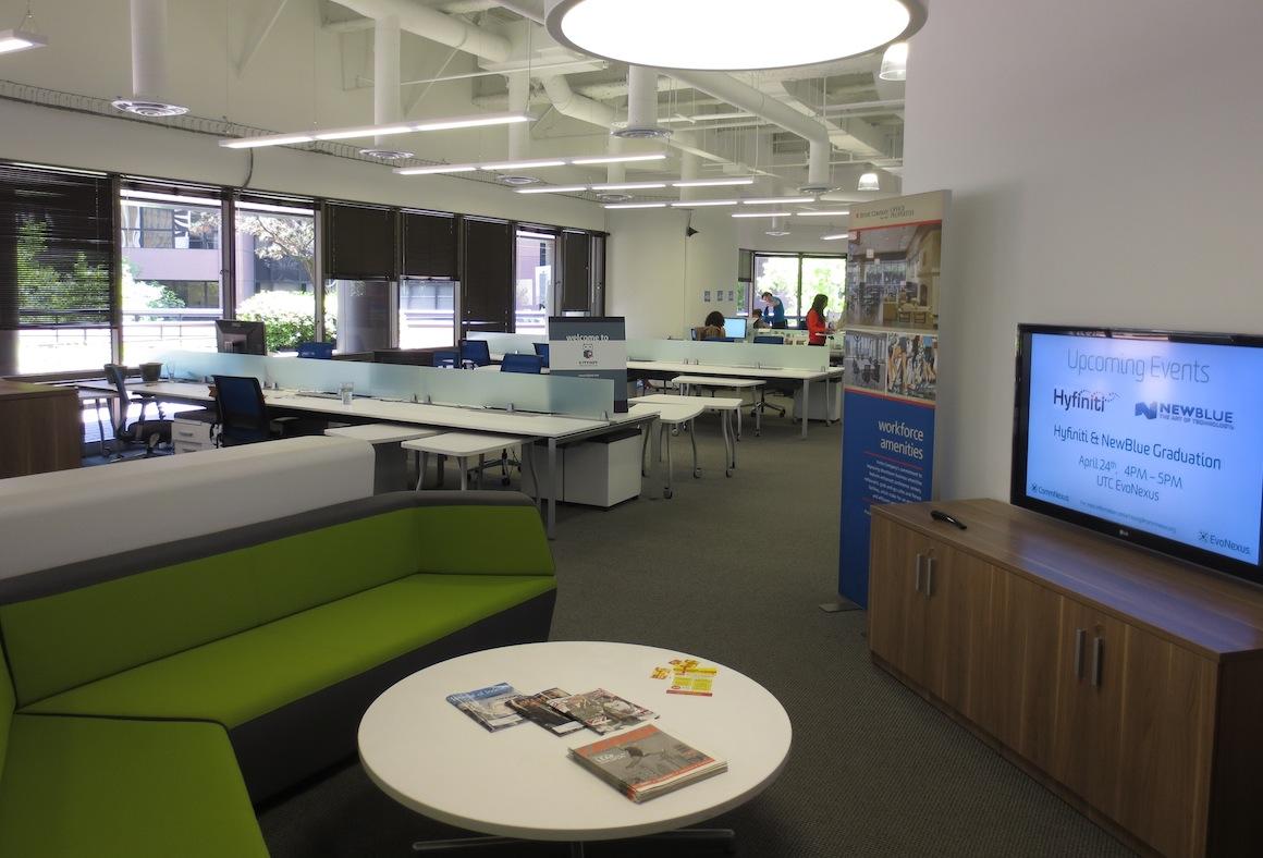 EvoNexus workspace in Downtown San Diego