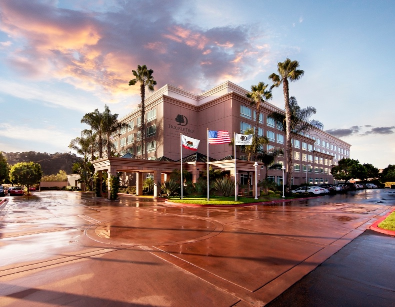 The DoubleTree San Diego Del Mar