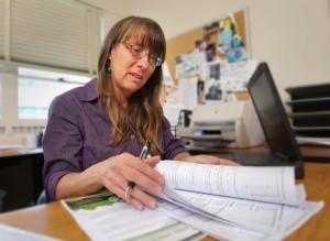 Jill Esbenshade, SDSU professor and lead investigator