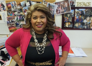 'I love helping the kids and their families,' said Lupita Morales, patient services manager with Fresh Start.