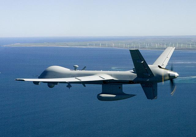 The Predator B Remotely Piloted Aircraft