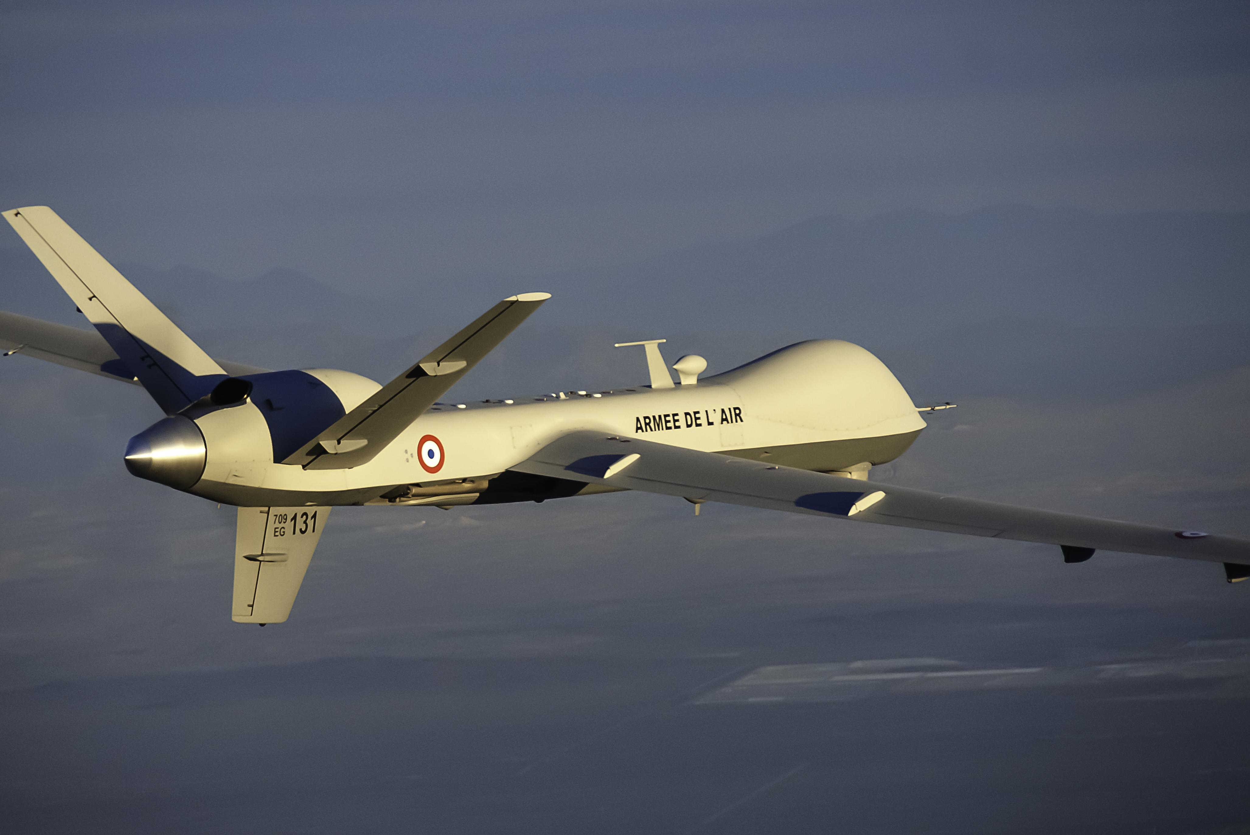Predator B/MQ-9 Reaper remotely piloted aircraft (RPA)