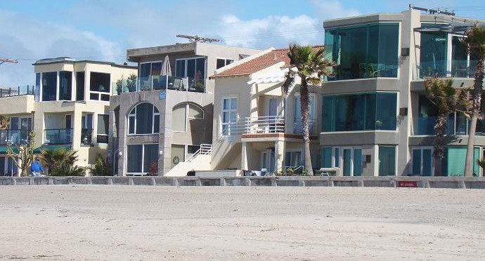 Vacation rentals in Mission Beach