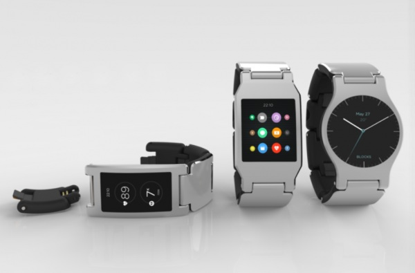 A Qualcomm Snapdragon 400 chipset will power the Blocks Wearables smartwatch. The company is expected to launch a crowdfunding project for the smartwatch soon.
