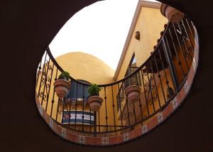 Shops in San Felipe.