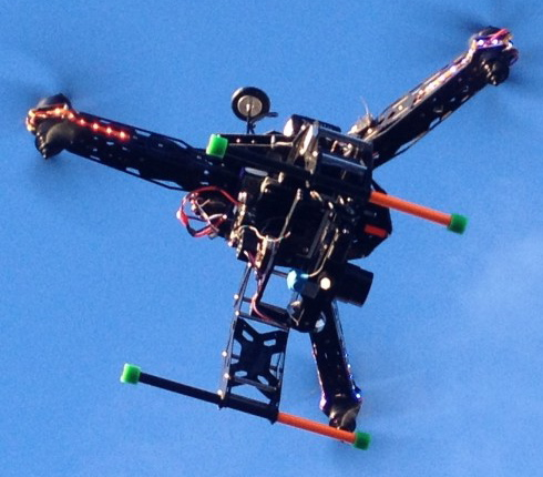 The growing popularity of inexpensive remote-controlled planes equipped with video cameras has produced a number of thorny policy questions.