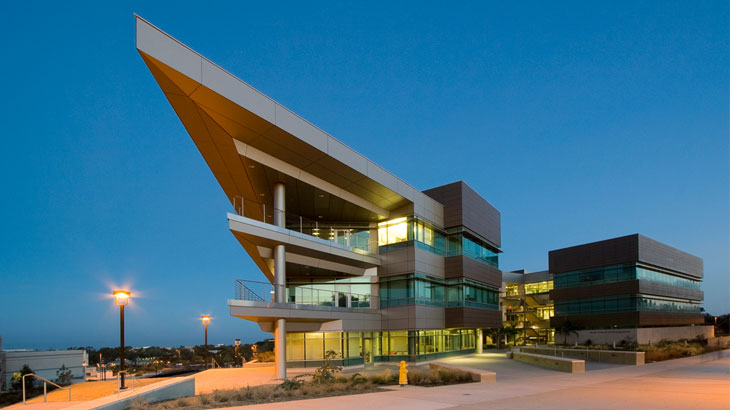 The Rady School of Management at UC San Diego